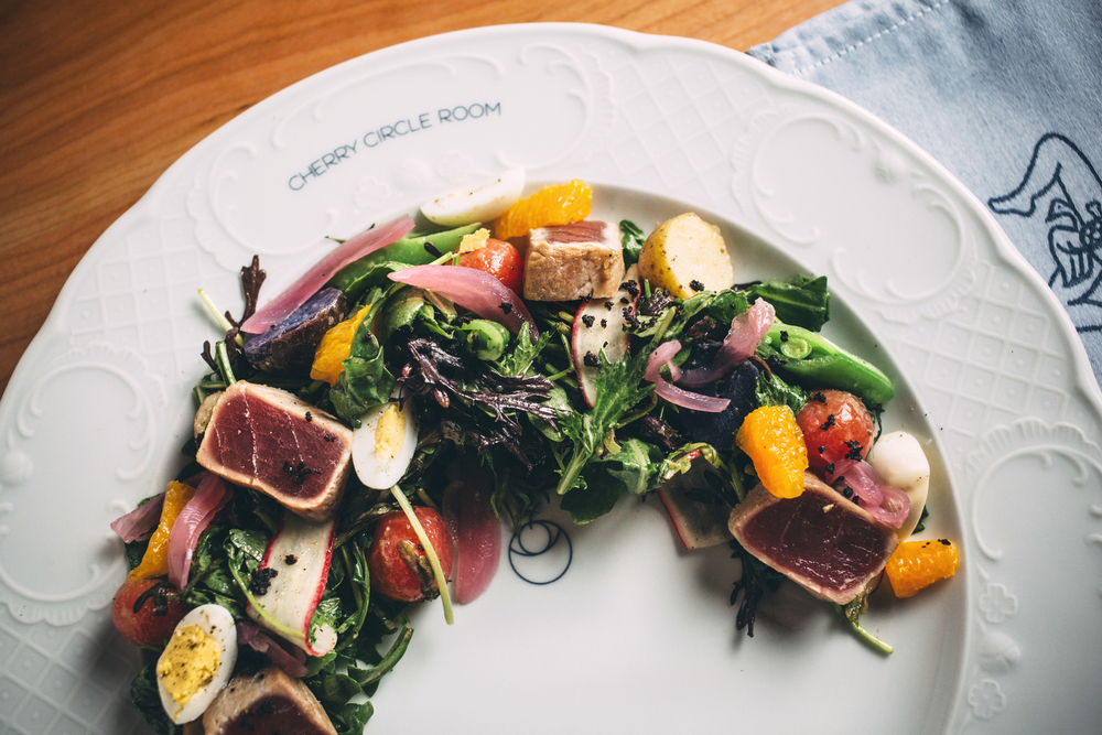Cherry Circle Room - Tuna Nicoise 2 : credit Clayton Hauck.JPG