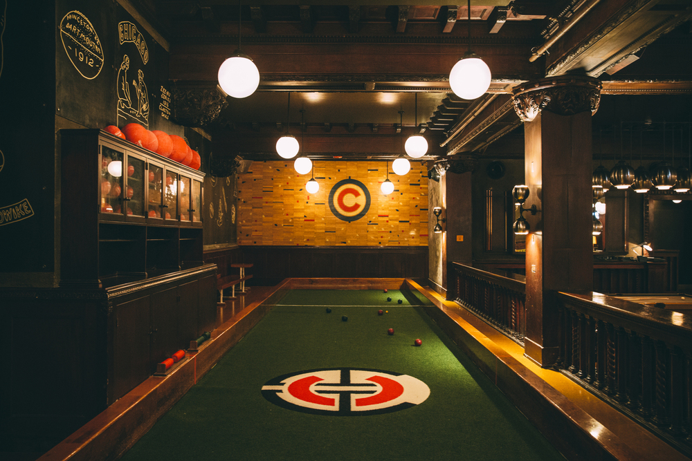 Game Room Chicago — Land And Sea Dept at Chicago Athletic Association