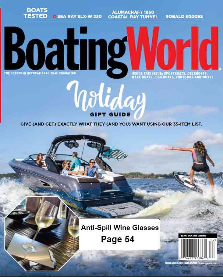 Boating World Holiday Gift