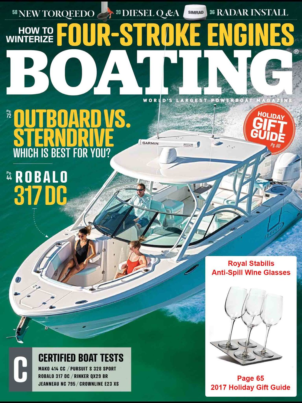 Boating Mag 2017 Holiday Gift Guide