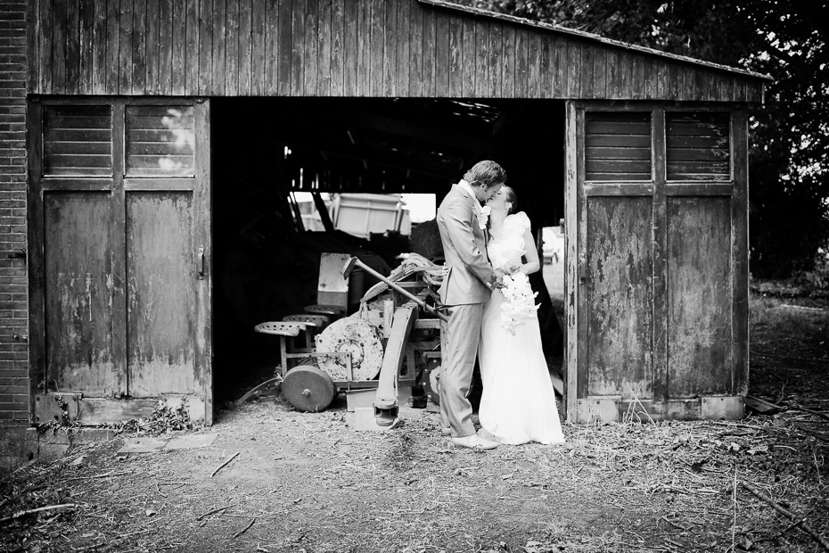 Bruiloft Jody & Gert