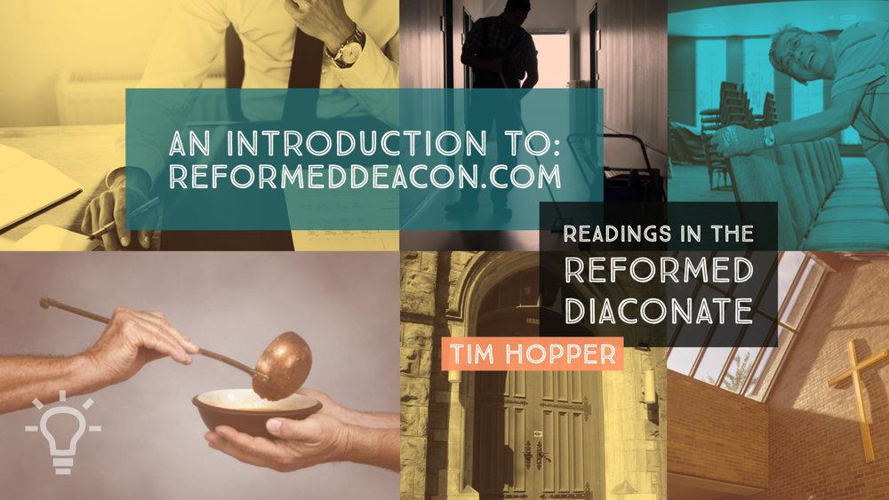 reformed deacon