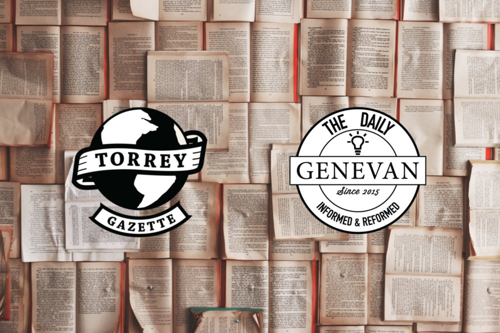 Torrey Gazette and The Daily Genevan