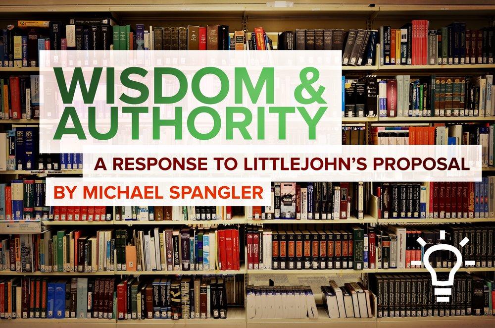 Wisdom & Authority