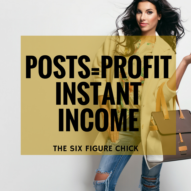 post equal profit instant income