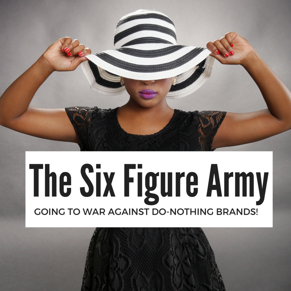 the six figure army