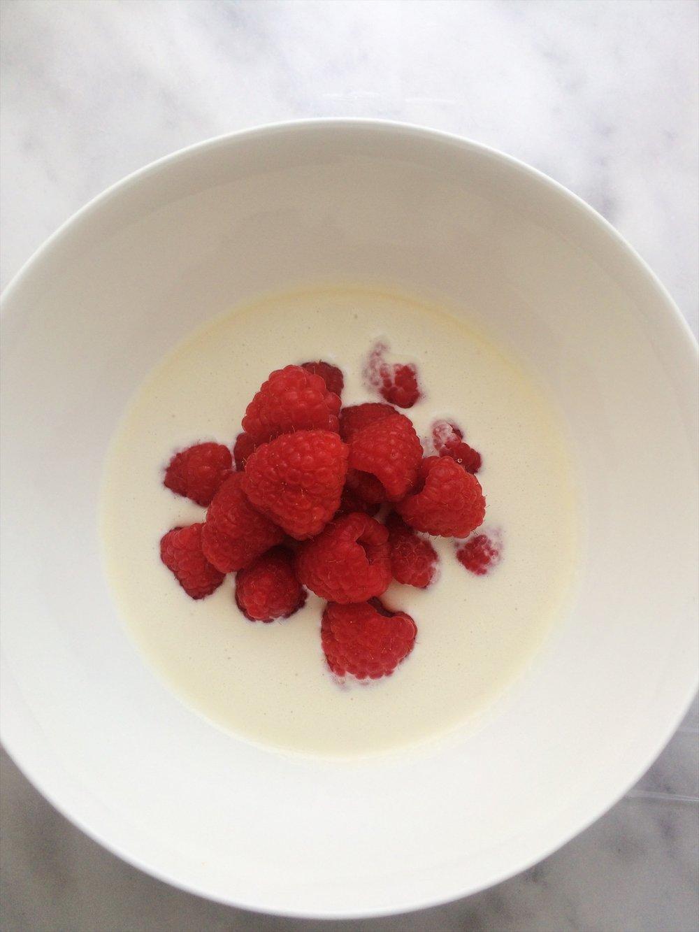 Cashew Cream Parfait