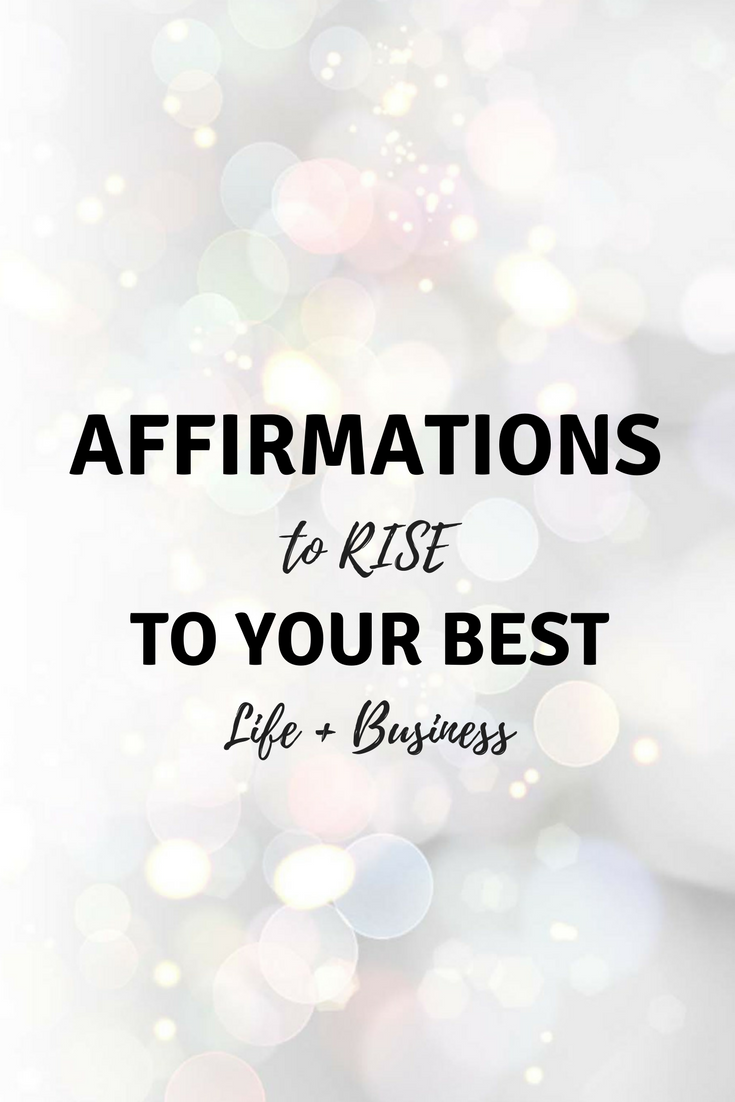 BUSINESS AND MINDSET COACH FOR WOMEN