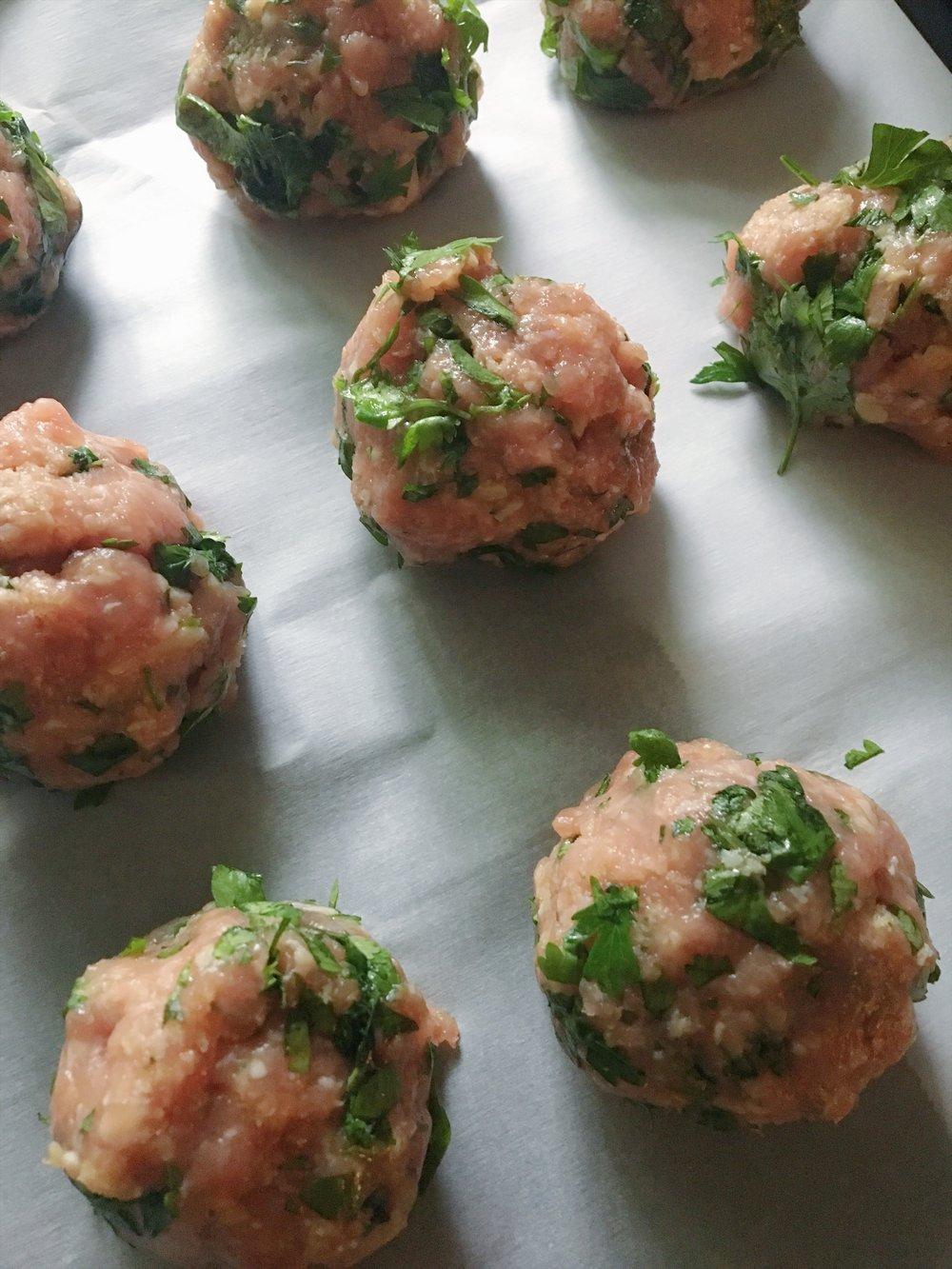 Bianca Best Meatballs