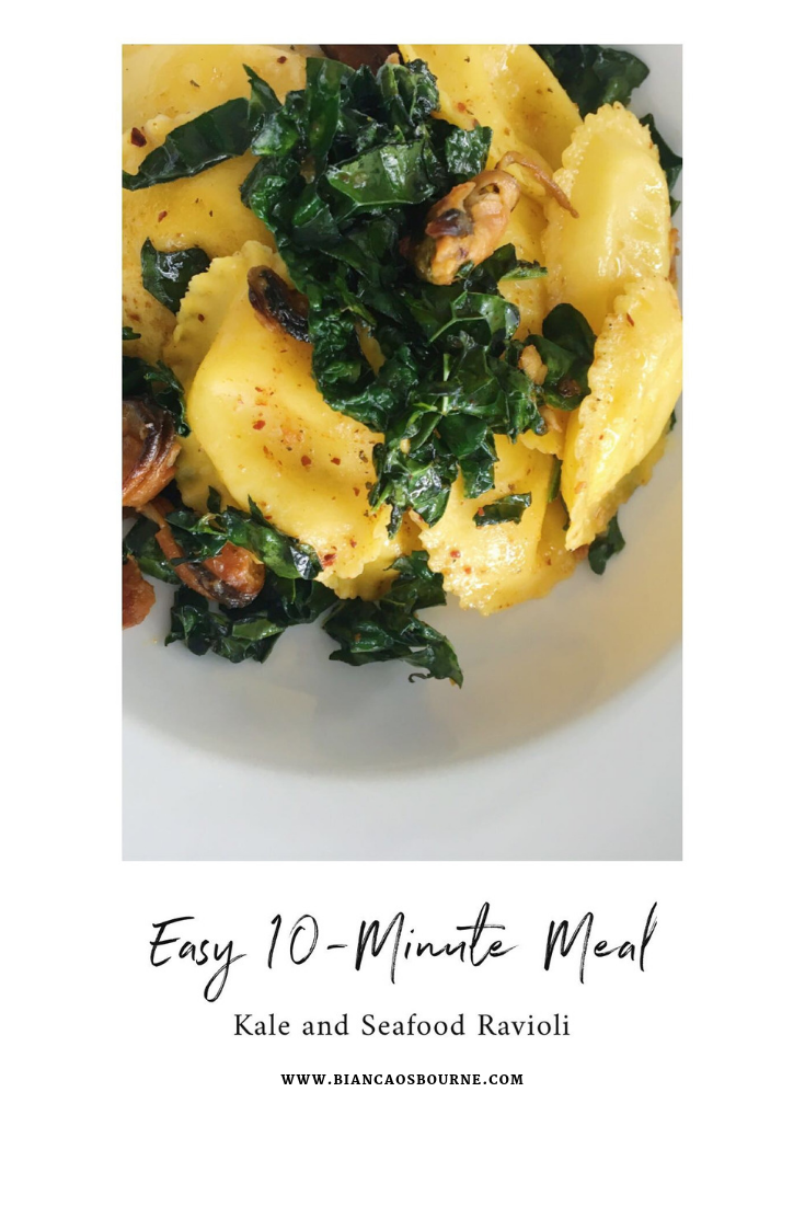 Easy 10 Minute Meal