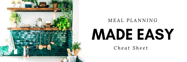 top three tips successful meal prep : Personal Chef, Meal Prep Expert and Toronto Blogger