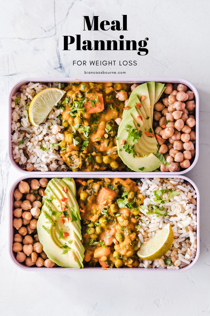 Meal Prep for Weight Loss - Personal Chef, Meal Prep Expert and Toronto Blogger
