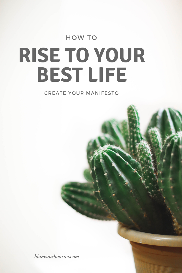 How to rise to your best life: Personal Chef, Meal Prep Expert and Toronto Blogger