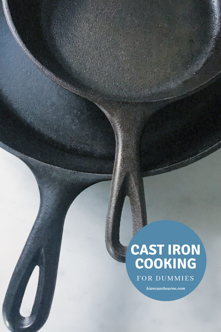 Cast Iron Cooking For Dummies - biancaosbourne.com.png