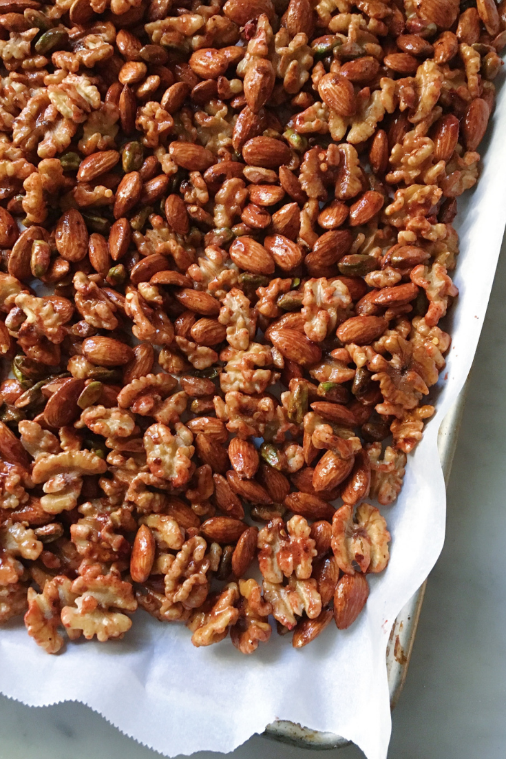 MEAL PREP SNACK RECIPE: Tandoori Spiced Nuts 1.png