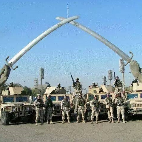OIF II, Team 5, Baghdad Iraq
