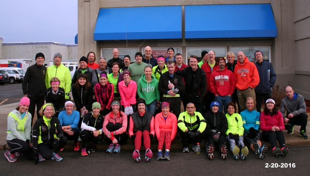 Breakfast Run 2-20-2016