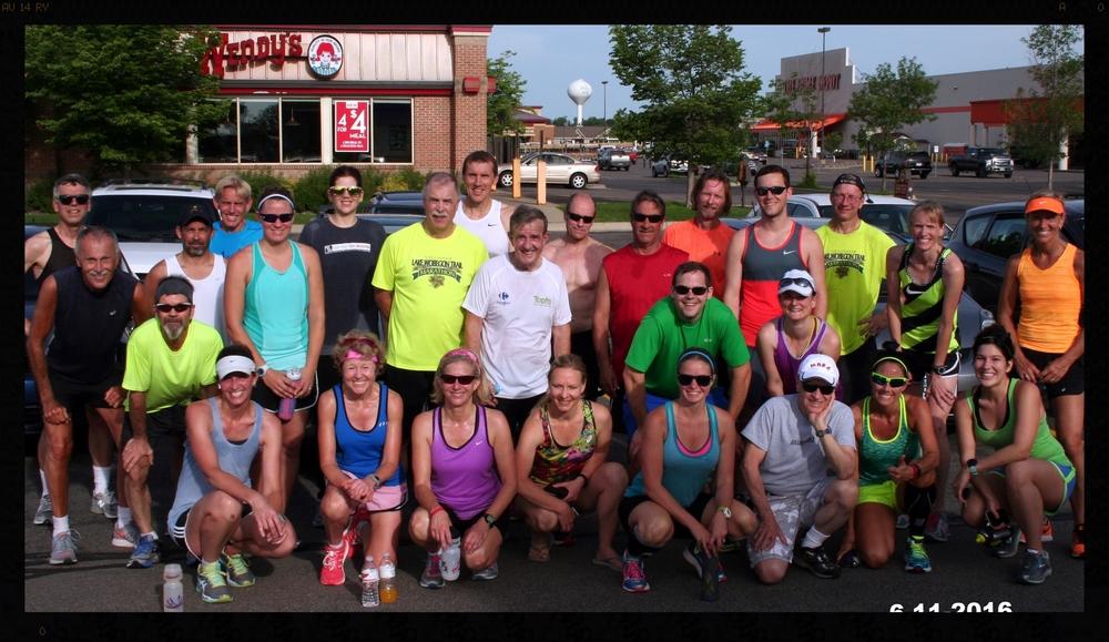 Breakfast Run 6-11-2016