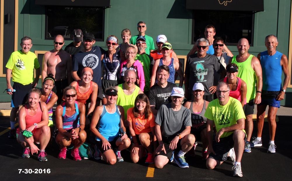 Breakfast Run 7-30-2016