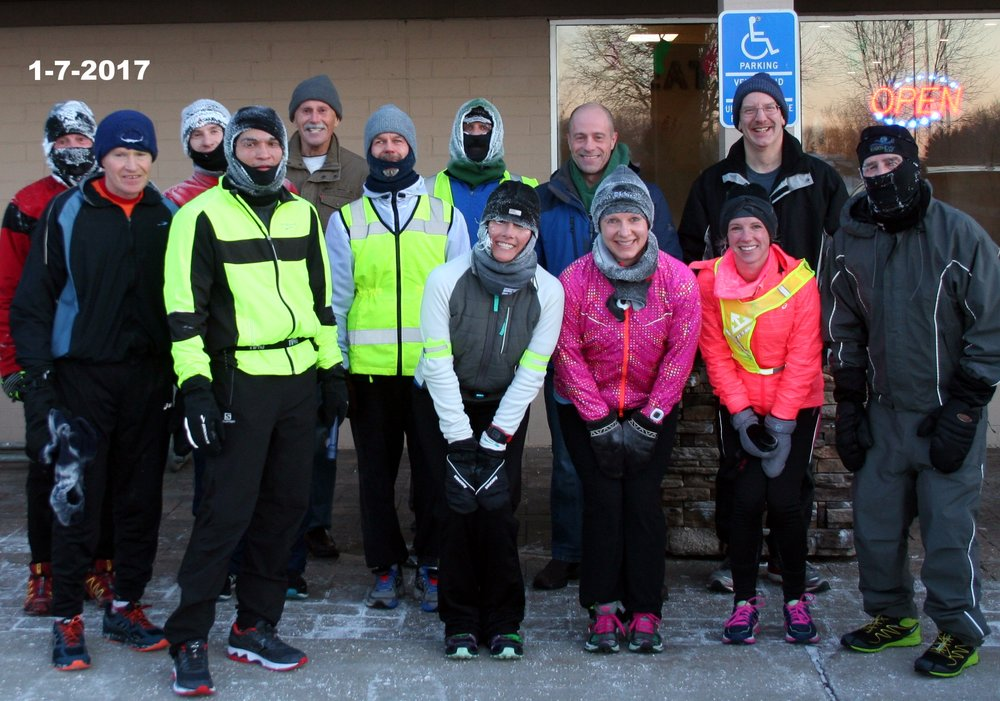 Breakfast Run 1-7-17