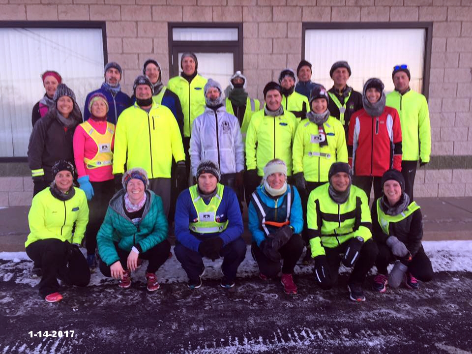Breakfast Run 1-14-2017