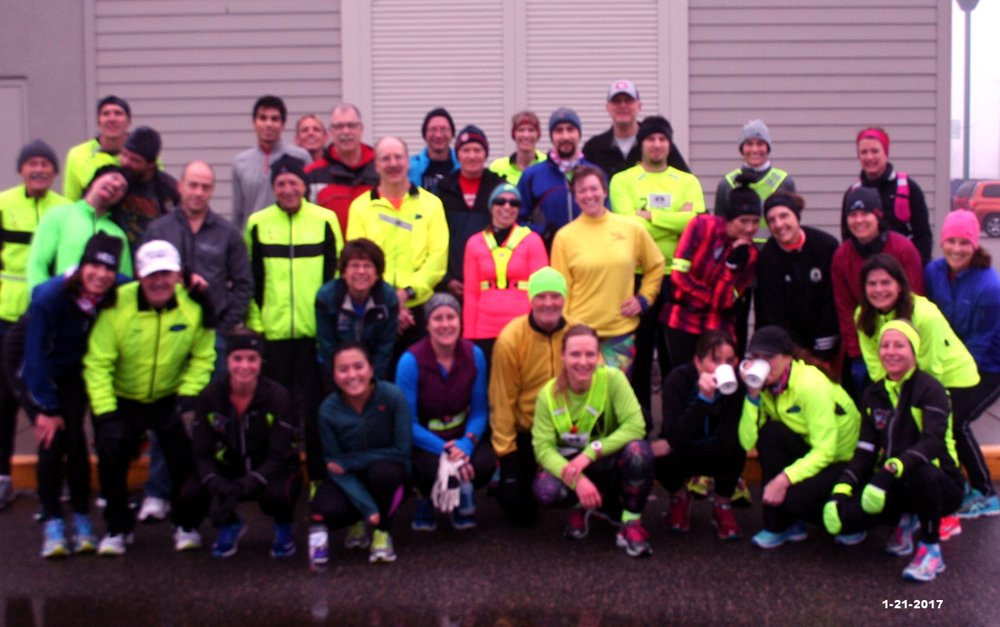 Breakfast Run 1-21-2017