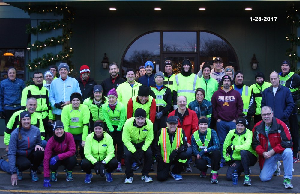Breakfast Run 1-28-2017