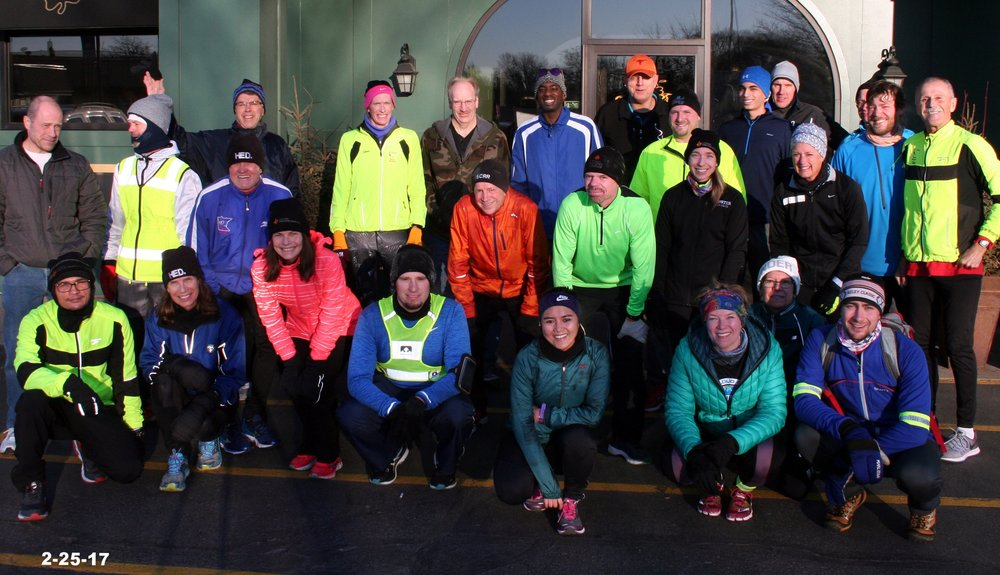 Breakfast Run 2-25-17
