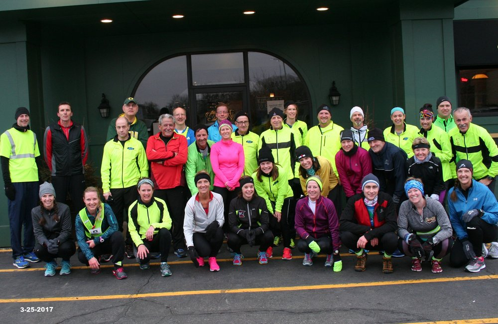 Breakfast Run 3-25-2017
