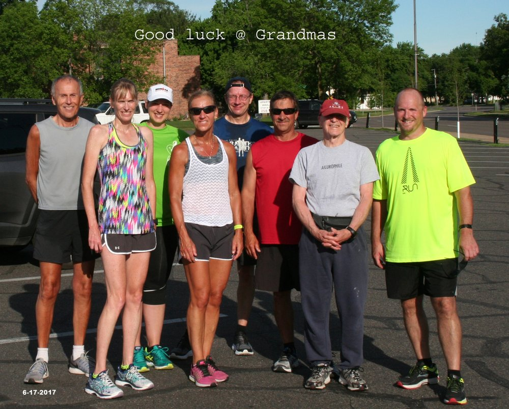 Breakfast Run 6-17-2017