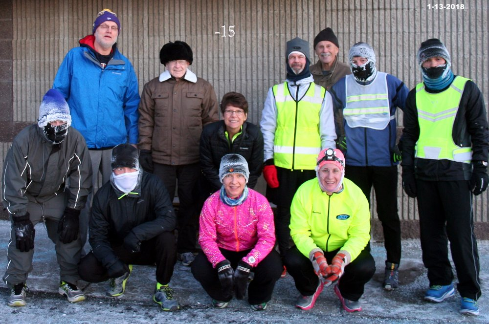 Breakfast Run 1-13-2018