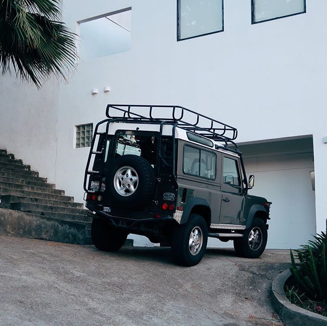 Built for inspiration #defender