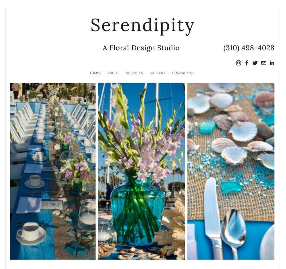 Serendipity Flowers