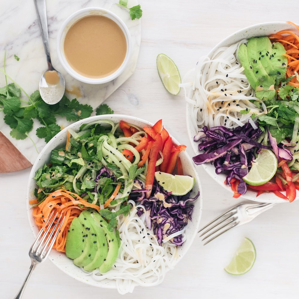 plant-based-spring-roll-bowl