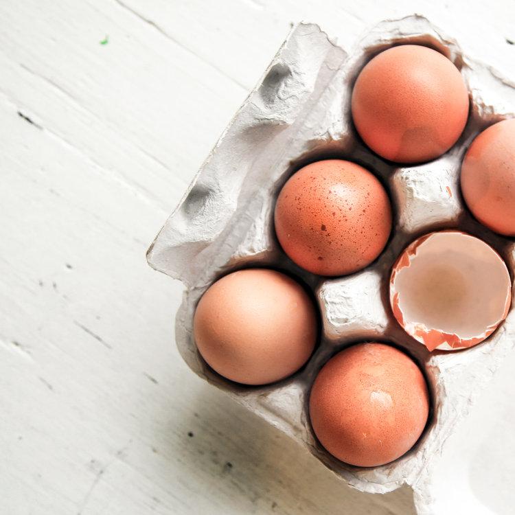 Varför du inte ska äta ägg