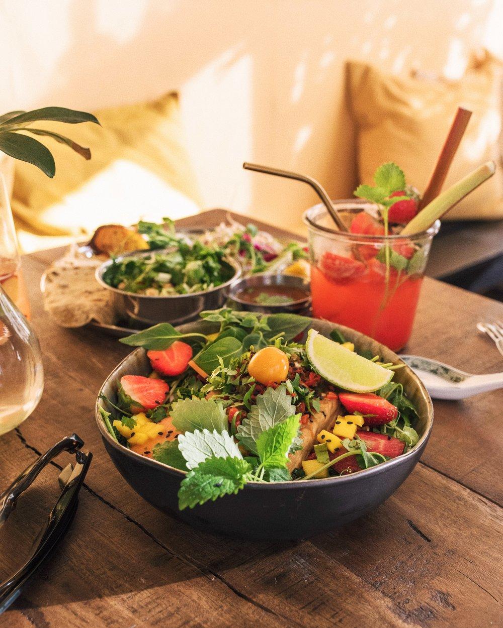 Vegan restaurang Malmö Sajvva