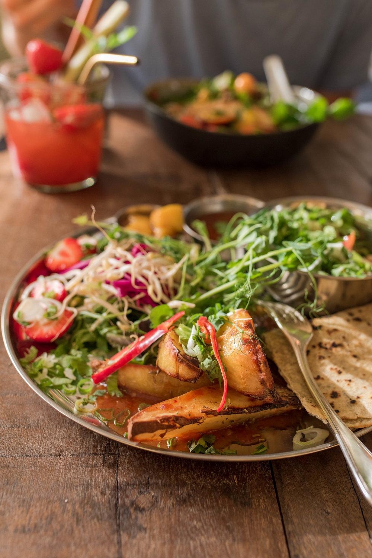 vegan food Malmö
