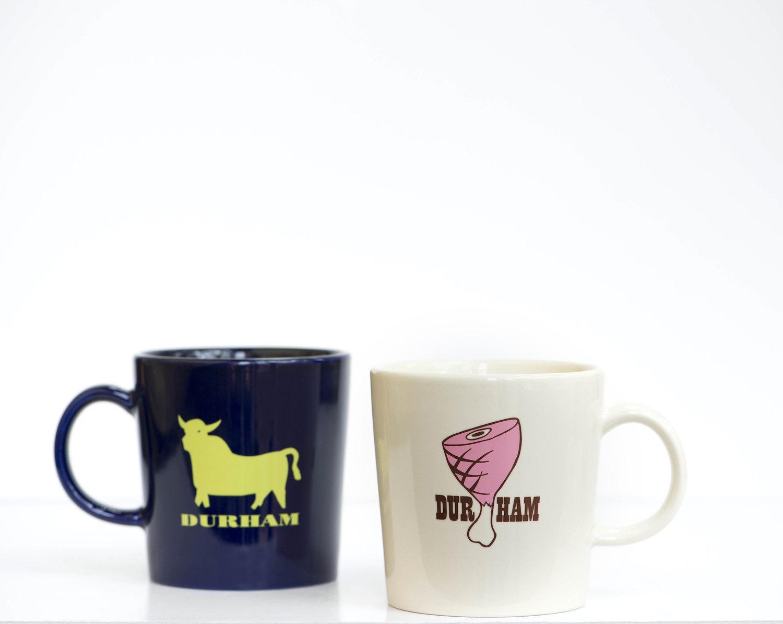 Bull Icon Mug Indio