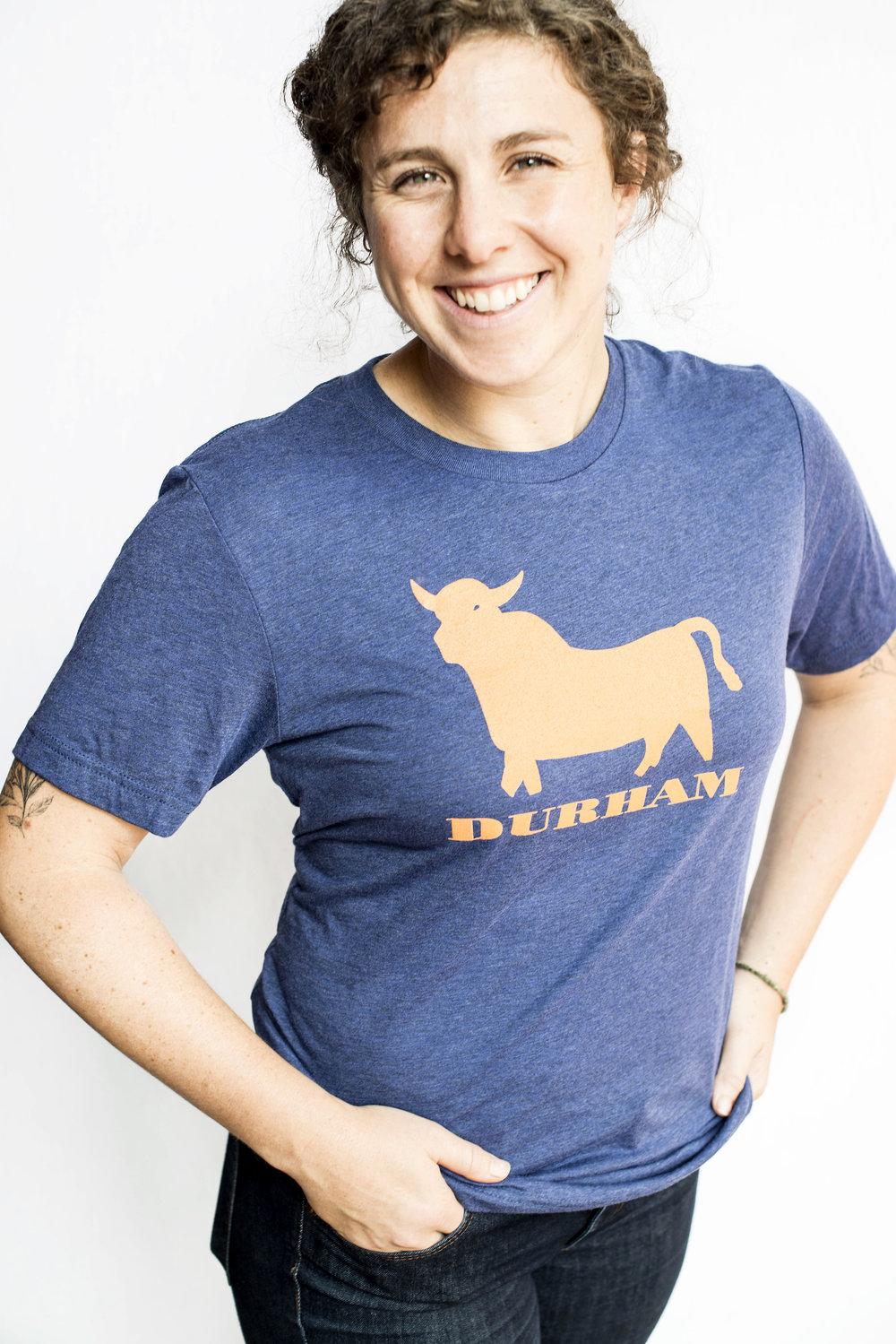 Bull Icon Tee Indio