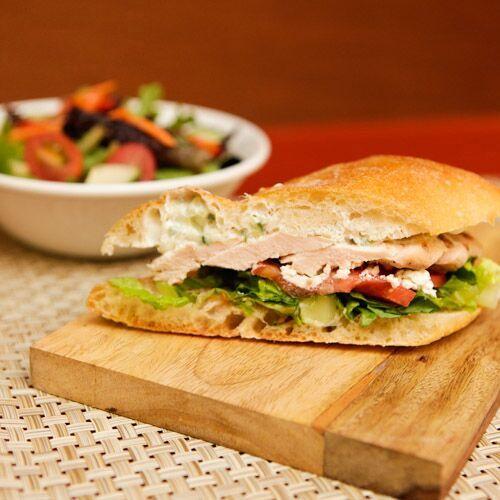 Athens Sandwich