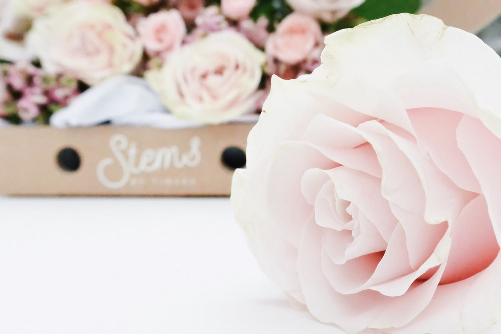 Vintage Roses delivered to your door