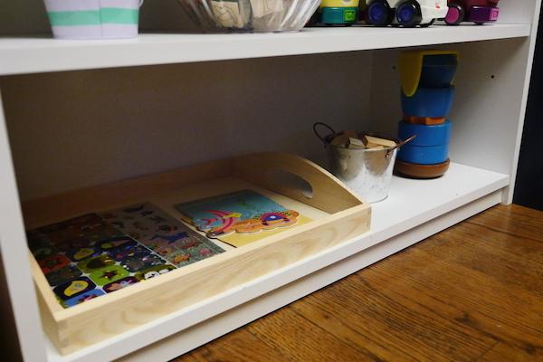 01 shelf four