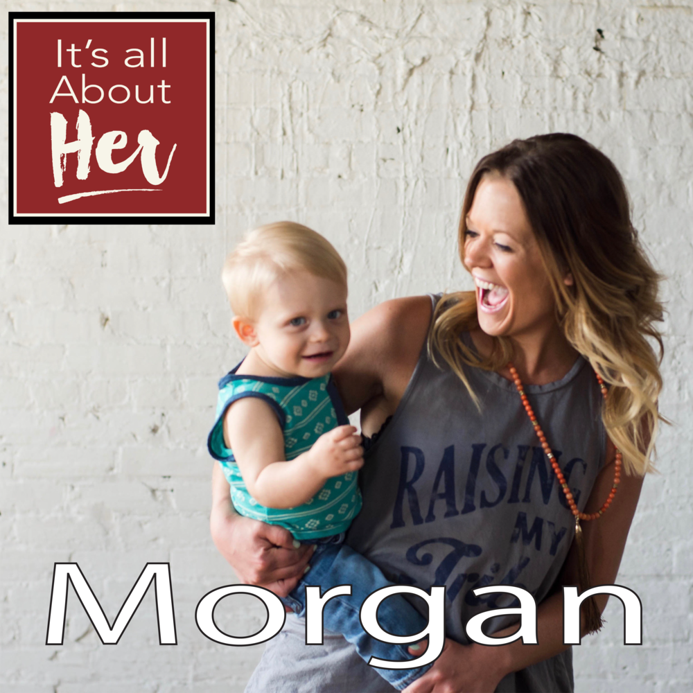 Hello everyone! In this episode of It's all about Her, you meet the Morgan Molitor, she is one half of construction2style, they specialize in full home residential remodeling and custom-built furniture designs. I had a great time learning about how they have found new ways to promote their business while creating additional revenue streams.  I hope you enjoy the conversation!