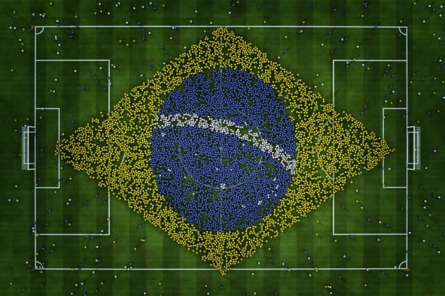 Copa do Mundo nas Redes Sociais