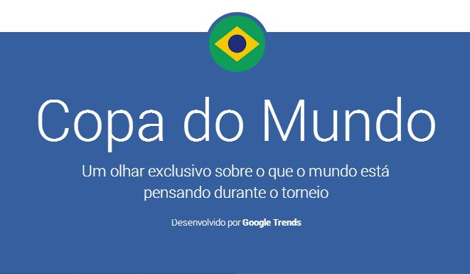 google trends copa do mundo