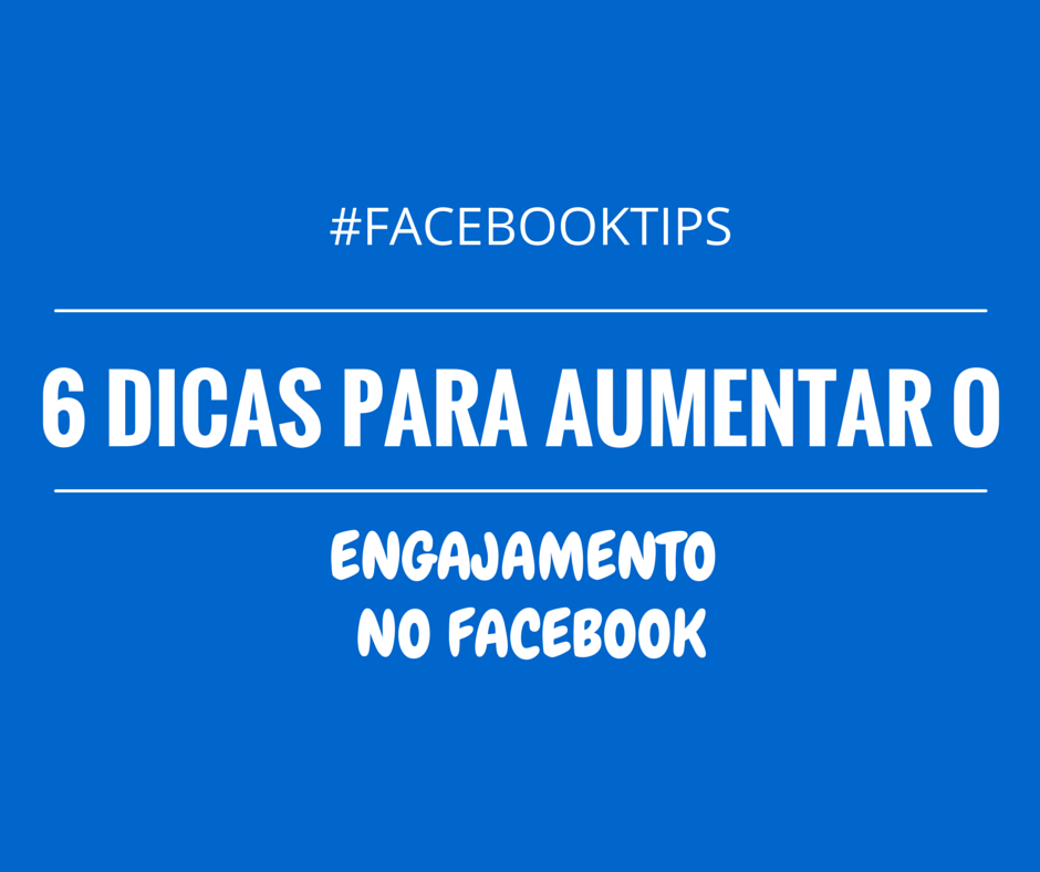 engajamento facebook