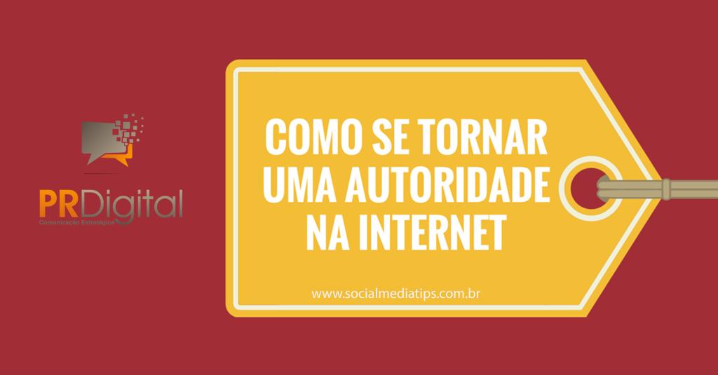 autoridade na internet