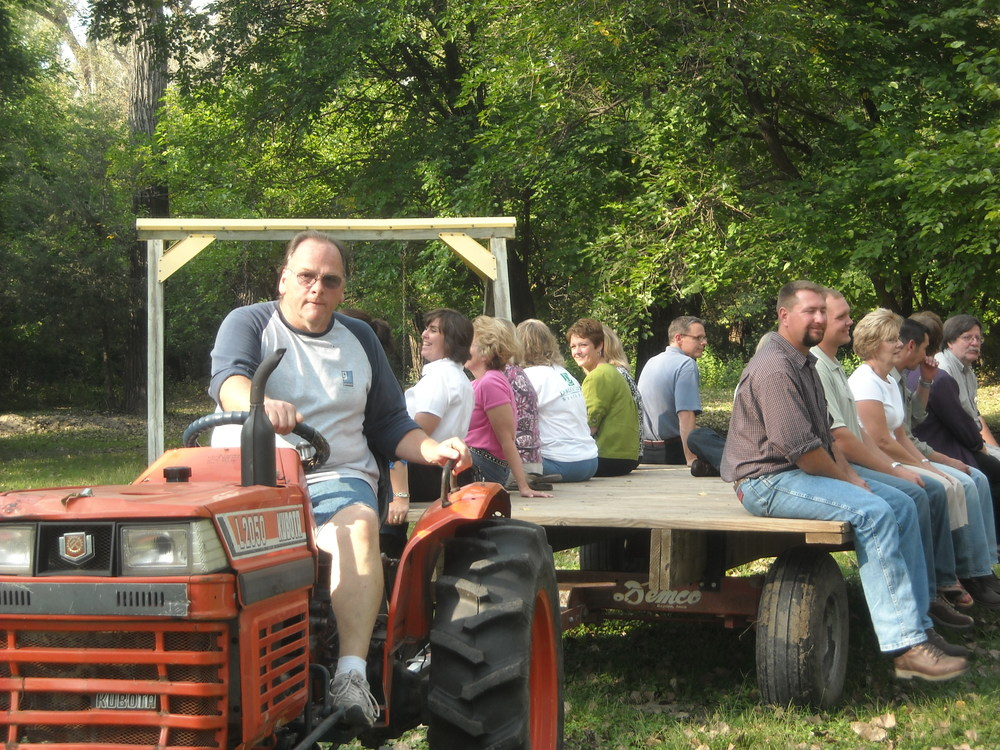 Orientation-hay rack ride at camp 2-Steve Moore.jpg