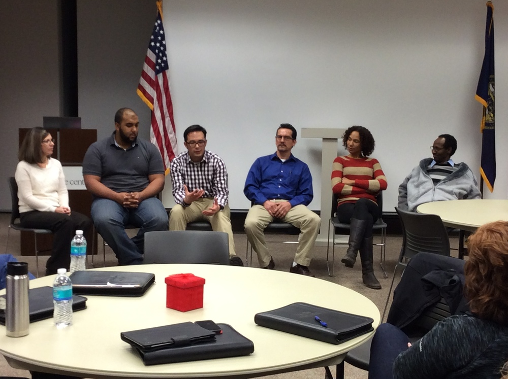 Diversity session - panel.JPG