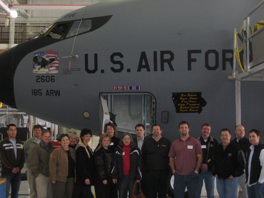 From Left to Right: Oscar Gomez, Lance Swanson, Rob Tuttle, Gloria Oorlog (Committee Member), Pat Anderson (Commottee Member), Paula Verzani, Gail Curry, Marcia Davis, Mick Connealy, Lance Martin, Justin Stark, Tom Torson, Jerod Davis, Ryan Johnson, Zach Nelson  Not Shown: Angela Abts, Mike Fogarty, Anthony Gill, Sheri Levers, Tom Luxford, Diane Mohr, Mike Wojcik, Pat Wojcik